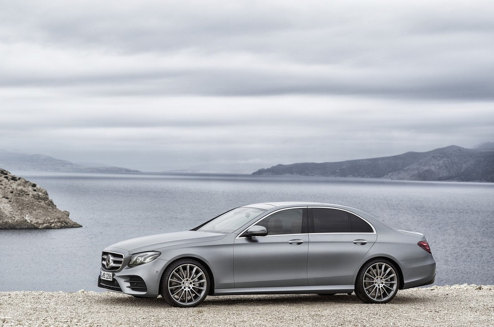 New 2017 mercedes benz e class leaked autoevolution for New mercedes benz e350