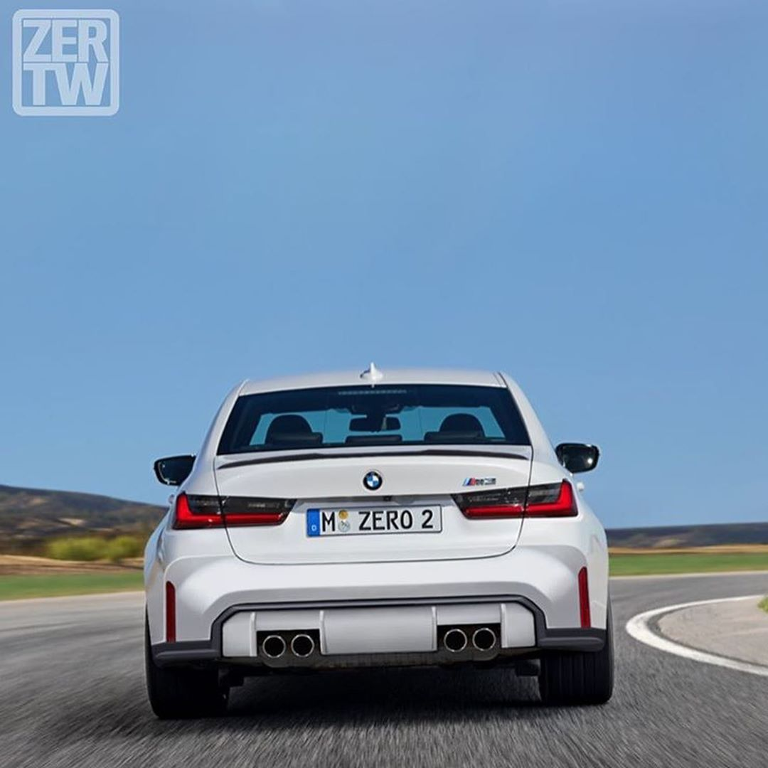 Bmw 2020: New 2021 BMW M3 Rendered Based On Leaked Photos, Huge