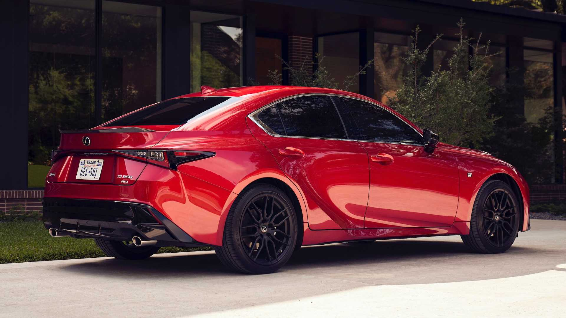 new 2021 lexus is priced from $39,900 - autoevolution