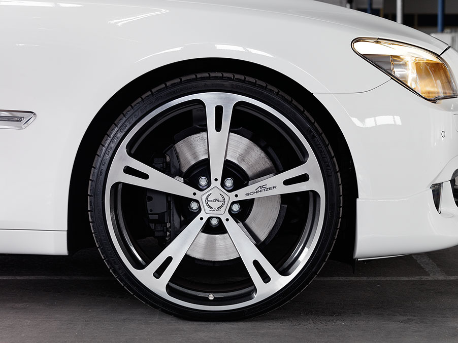 New 22-Inch Alloy Rims from AC Schnitzer - autoevolution