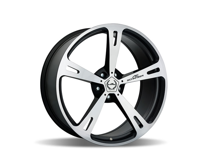New 22 Inch Alloy Rims From Ac Schnitzer Autoevolution