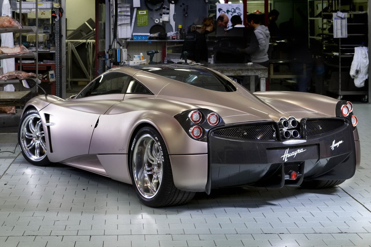 Pagani Huayra 2019 >> New 700HP+ Pagani Huayra Officially Revealed - autoevolution