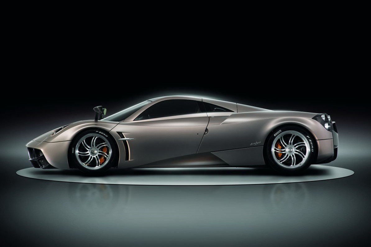 New 700hp Pagani Huayra Officially Revealed Autoevolution