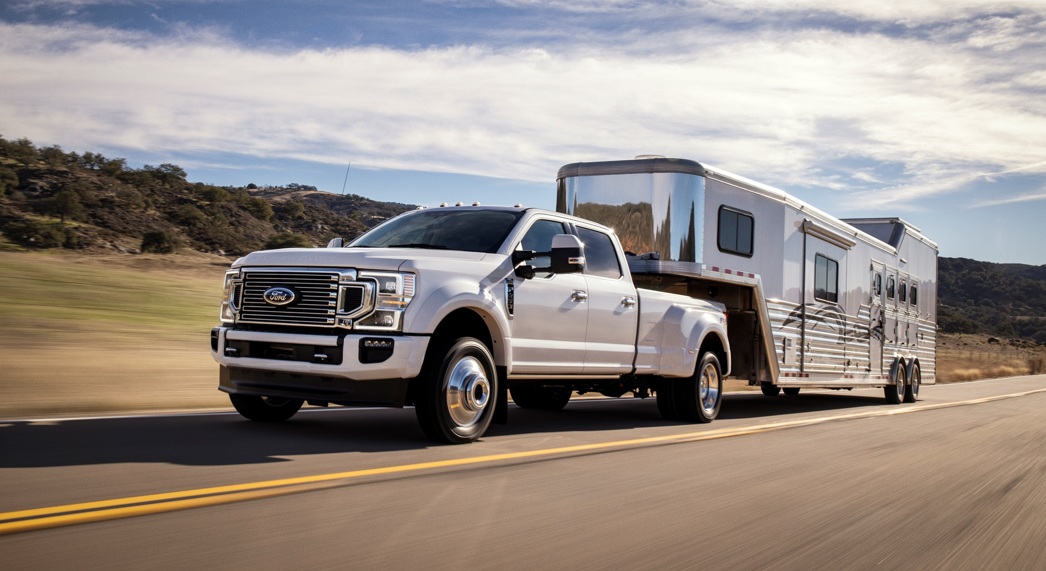 New 7.3L V8 Added To 2020 Ford F-Series Super Duty Lineup ...