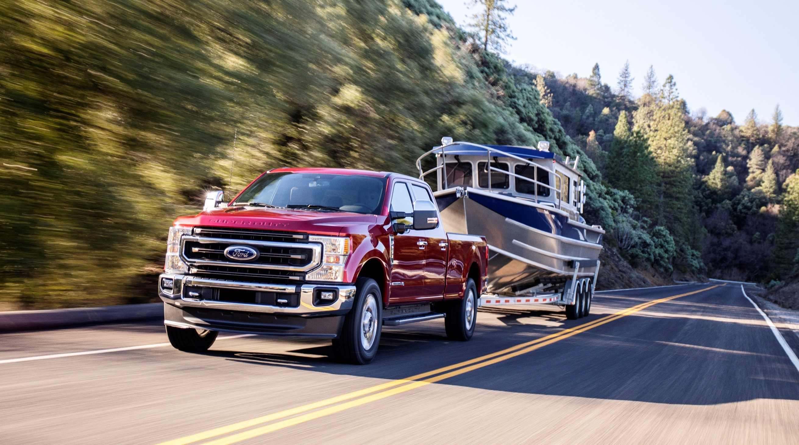 Ford 7.3 Diesel >> New 7.3L V8 Added To 2020 Ford F-Series Super Duty Lineup ...