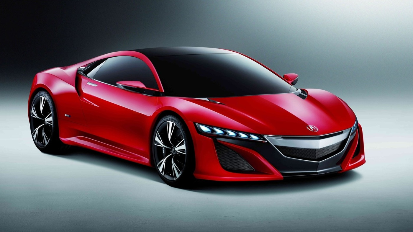 New Acura Nsx Ferrari 458 Performance At Audi R8 Prices