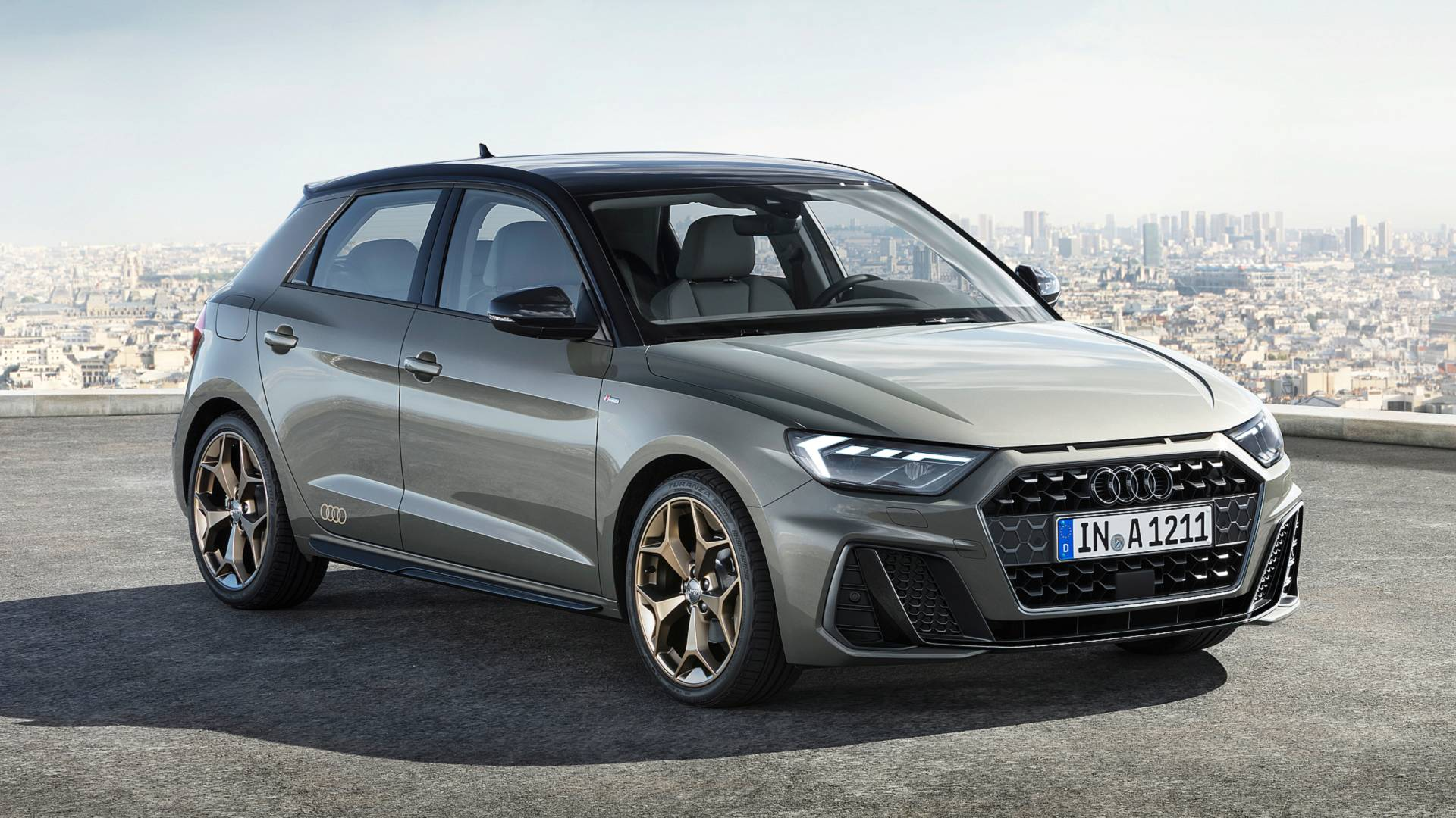 new audi a1 configurator launched only has 1 liter engine. Black Bedroom Furniture Sets. Home Design Ideas