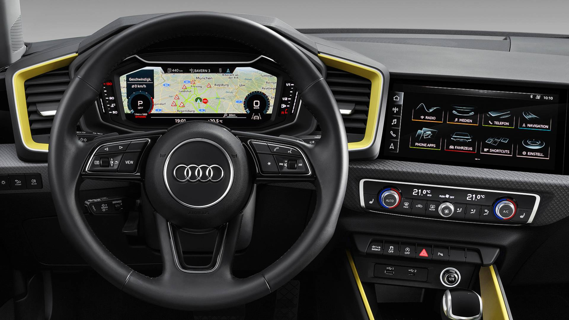New Audi A Configurator Launched Only Has Liter Engine - Audi a1 2018