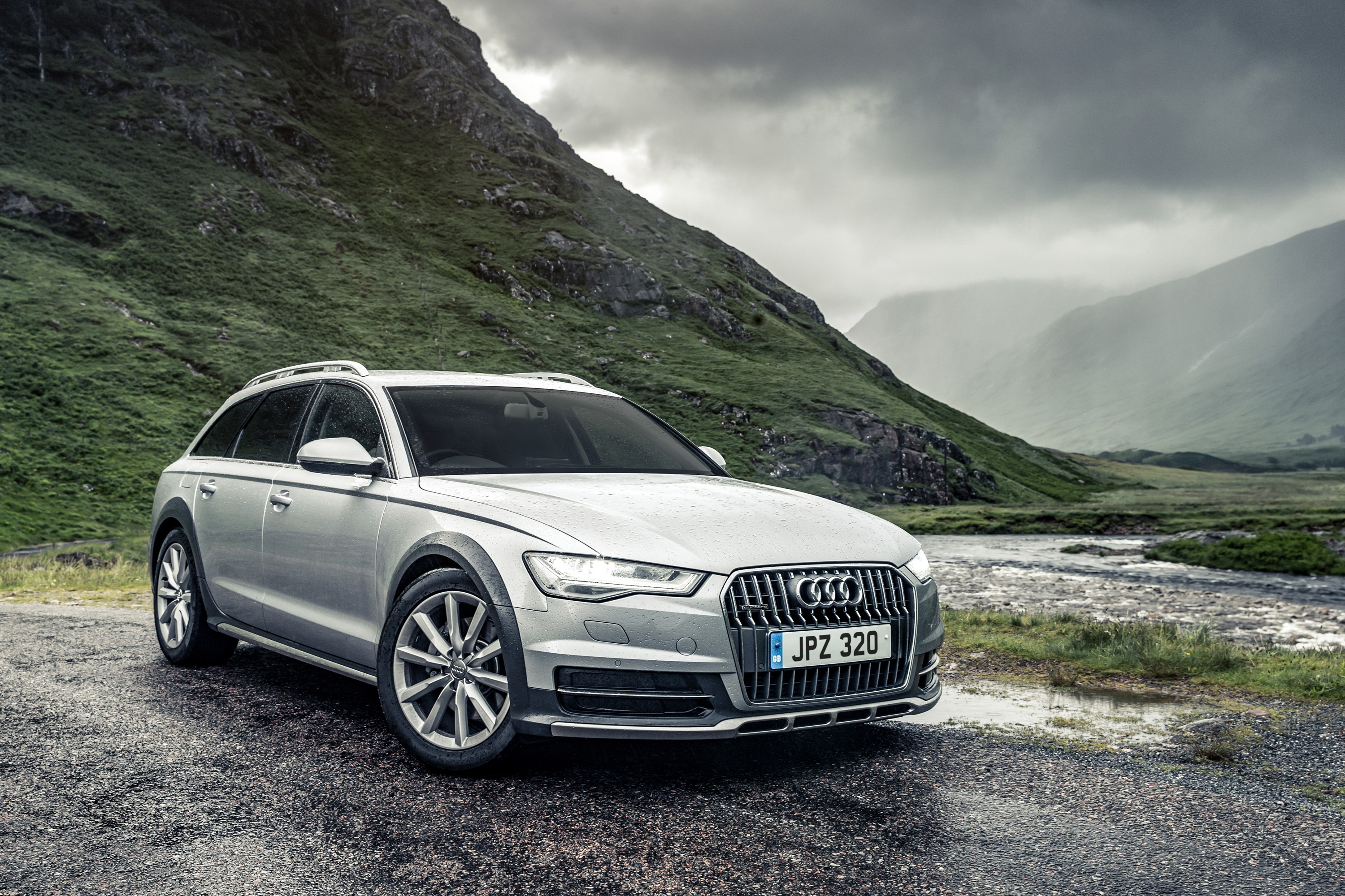 new audi a6 allroad quattro sport launched in britain autoevolution. Black Bedroom Furniture Sets. Home Design Ideas