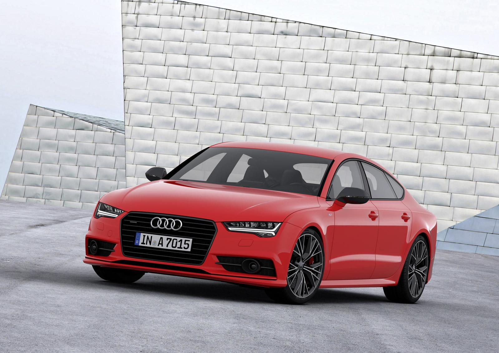 New Audi A7 Sportback 3 0 Tdi Competition Packs 326 Hp Of