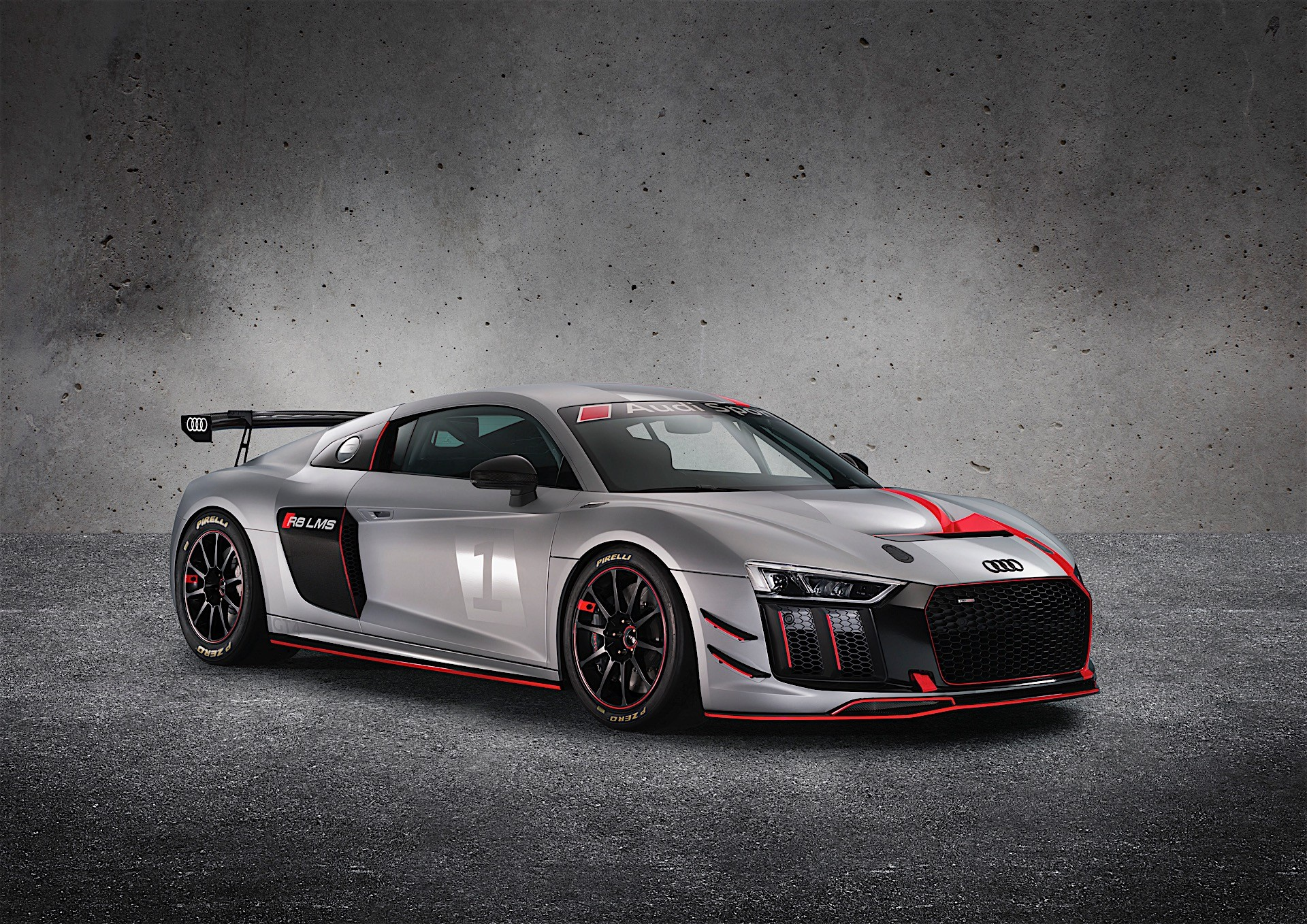 2017 Audi R8 GT4 Unveiled, It's the Race Version That's Closest to the Road Car - autoevolution