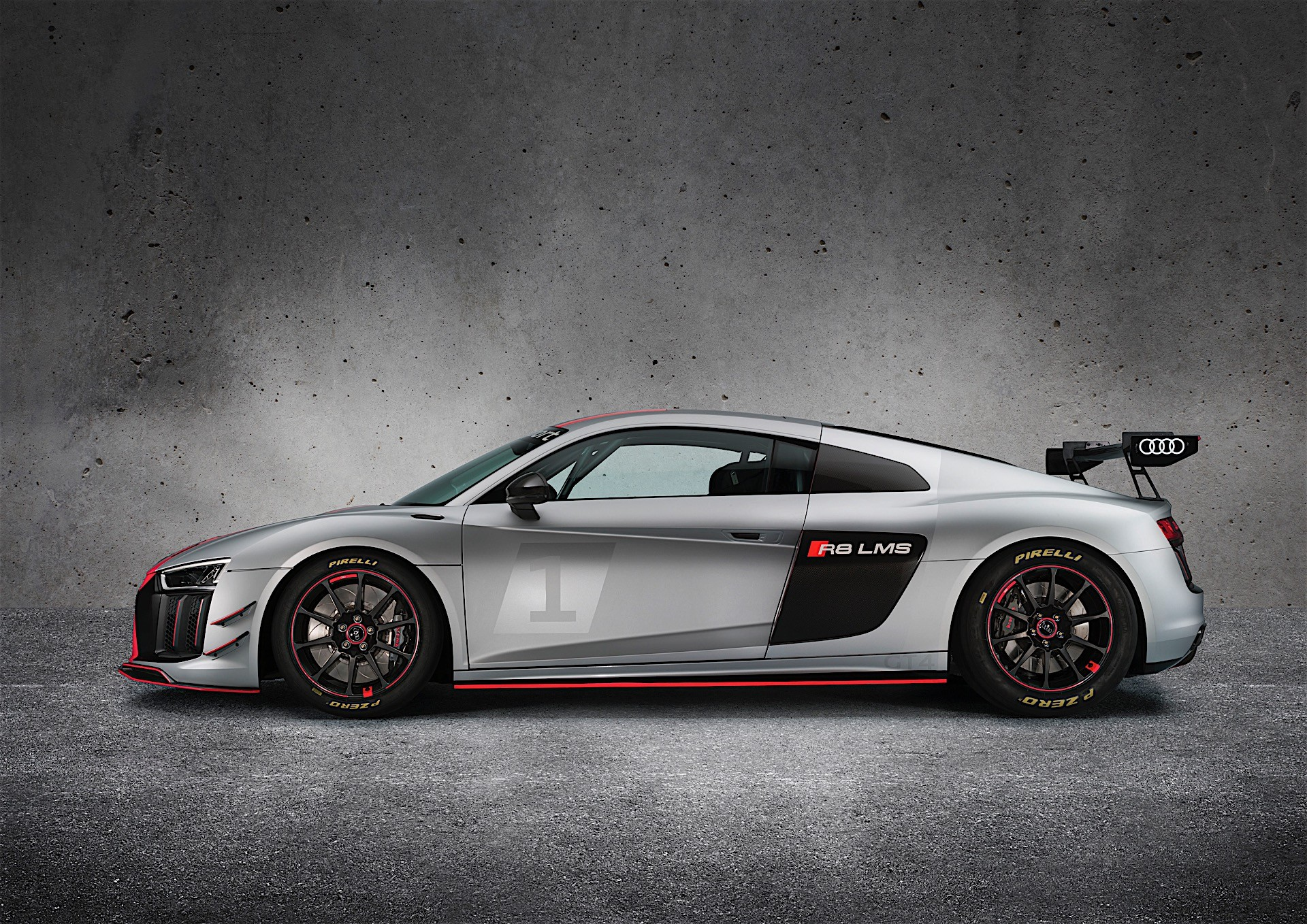 2017 audi r8 gt4 unveiled it 39 s the race version that 39 s closest to the road car autoevolution. Black Bedroom Furniture Sets. Home Design Ideas