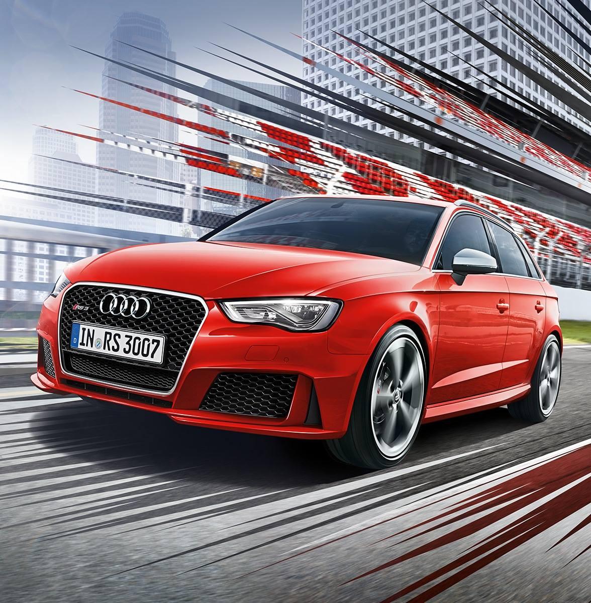 Фото | Новая Audi RS3 Sportback. 2015 год