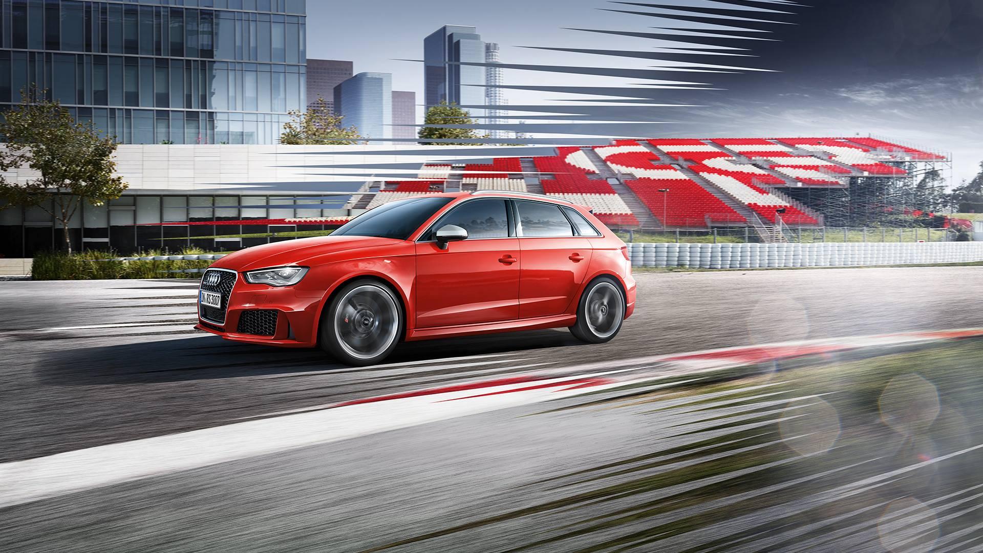 Audi RS3 Sportback нового поколения