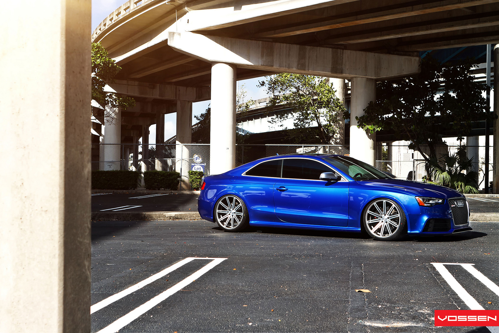 New Audi Rs5 On Vossen Wheels Autoevolution