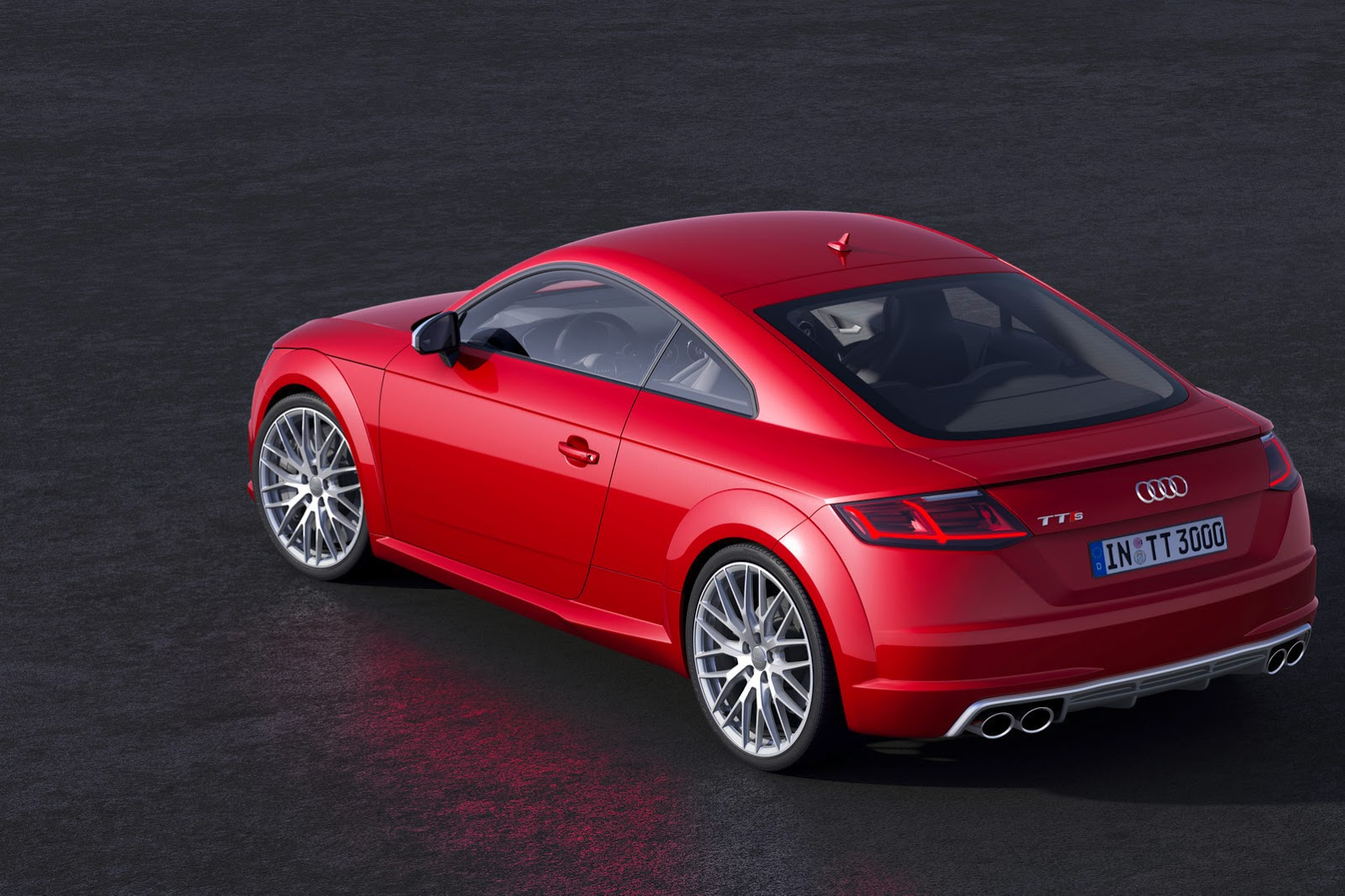 ... 2015 Audi TTS Germany ...