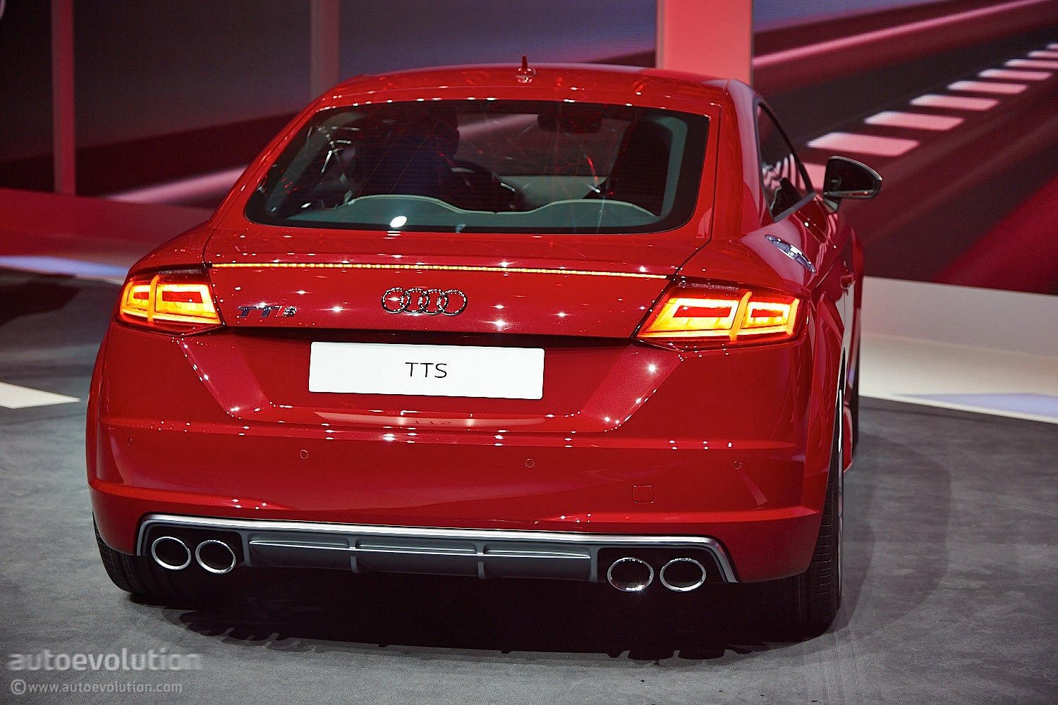 new audi tts priced at �49100 in germany � the most