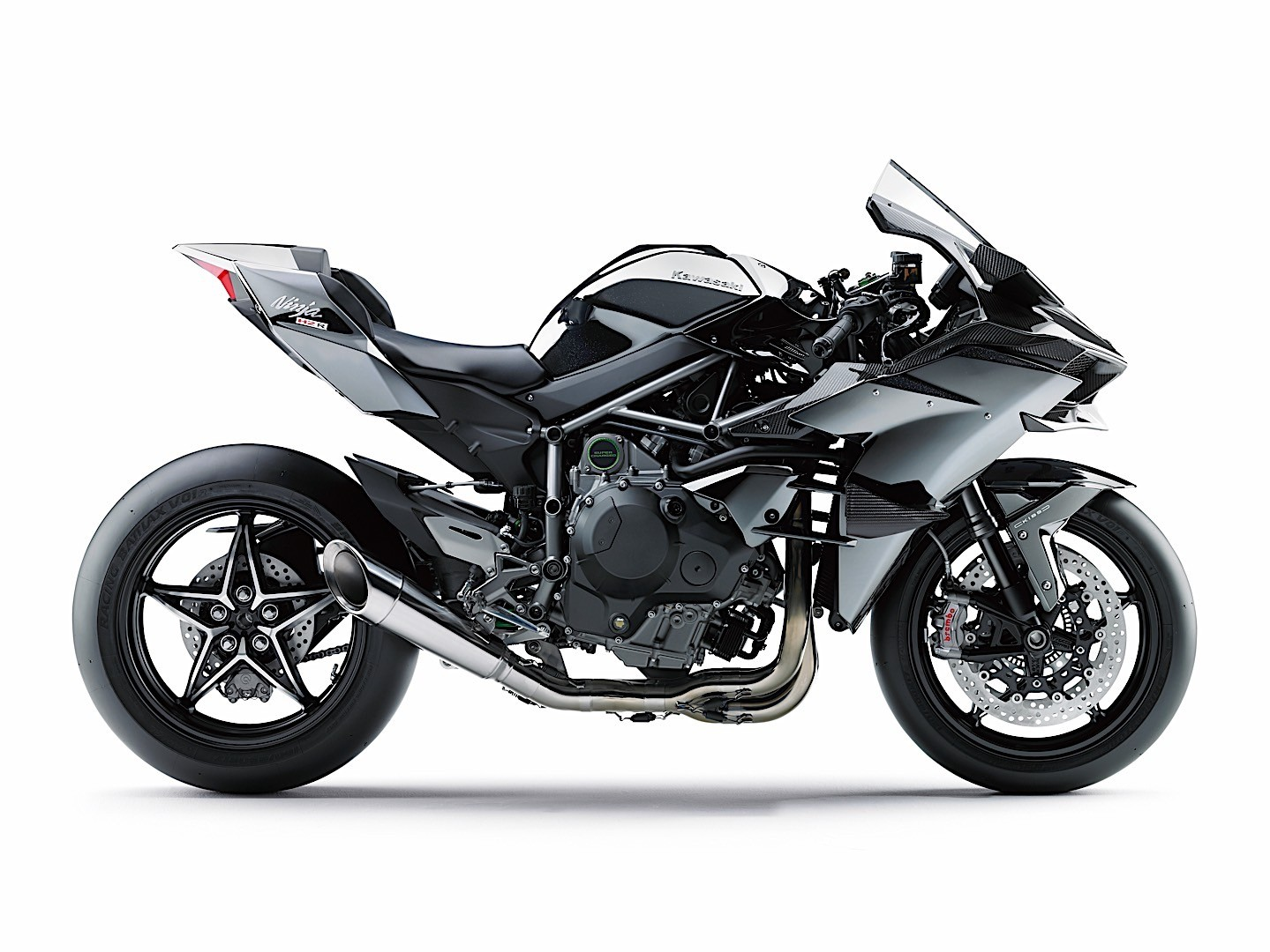 limited kawasaki ninja h2 becomes a little less limited with new 2018 model autoevolution. Black Bedroom Furniture Sets. Home Design Ideas