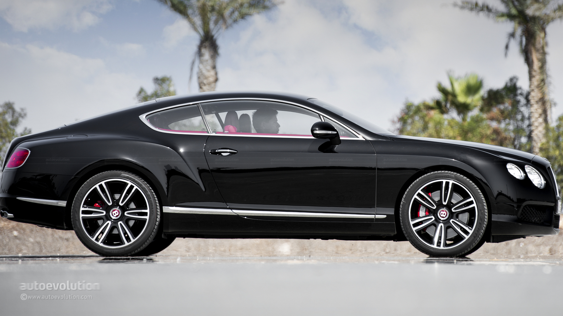 New Bentley Continental Coming In 2017 With Porsche Derived Platform Autoevolution