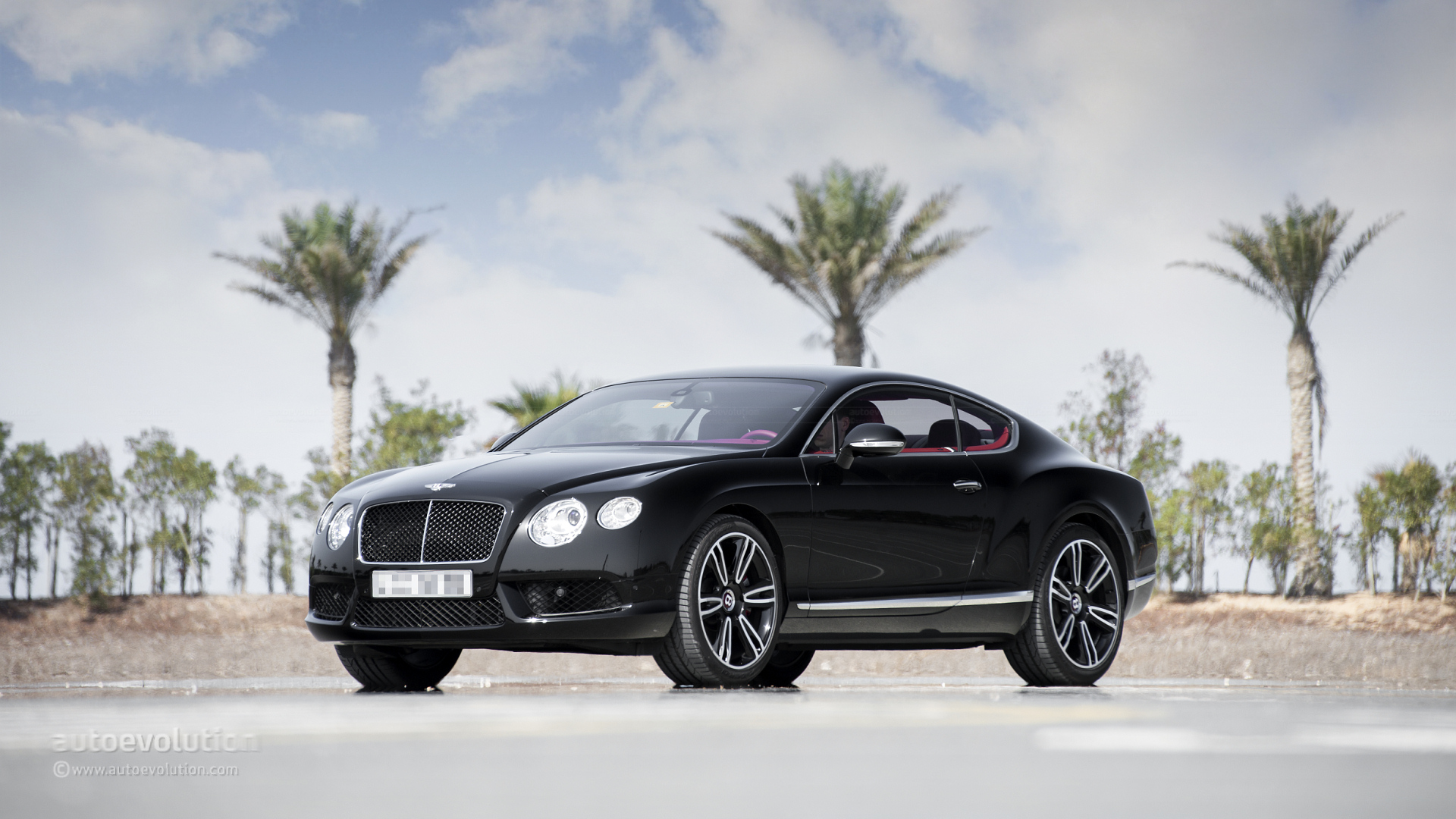 New Bentley Continental Coming In 2017 With Porsche