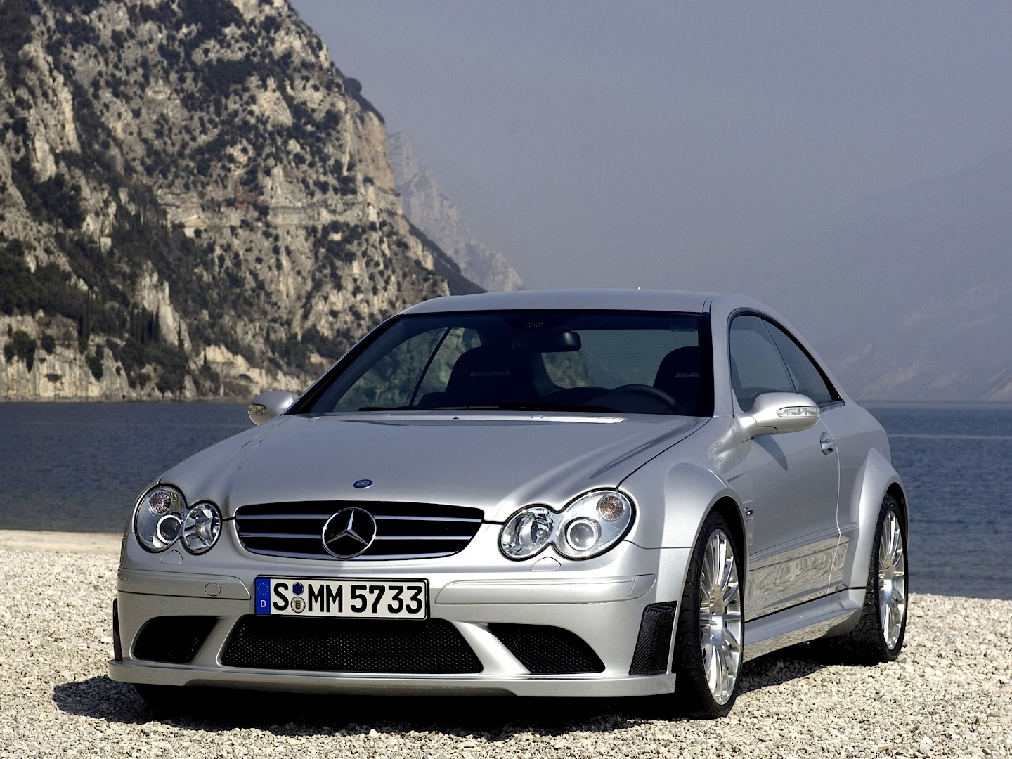 New black series vs old black series amg on the green hell for Mercedes benz clk63 amg black series