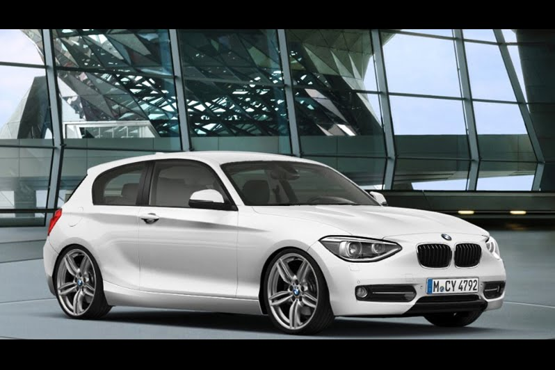 new bmw 1 series coupe cabrio and m models rendered autoevolution. Black Bedroom Furniture Sets. Home Design Ideas