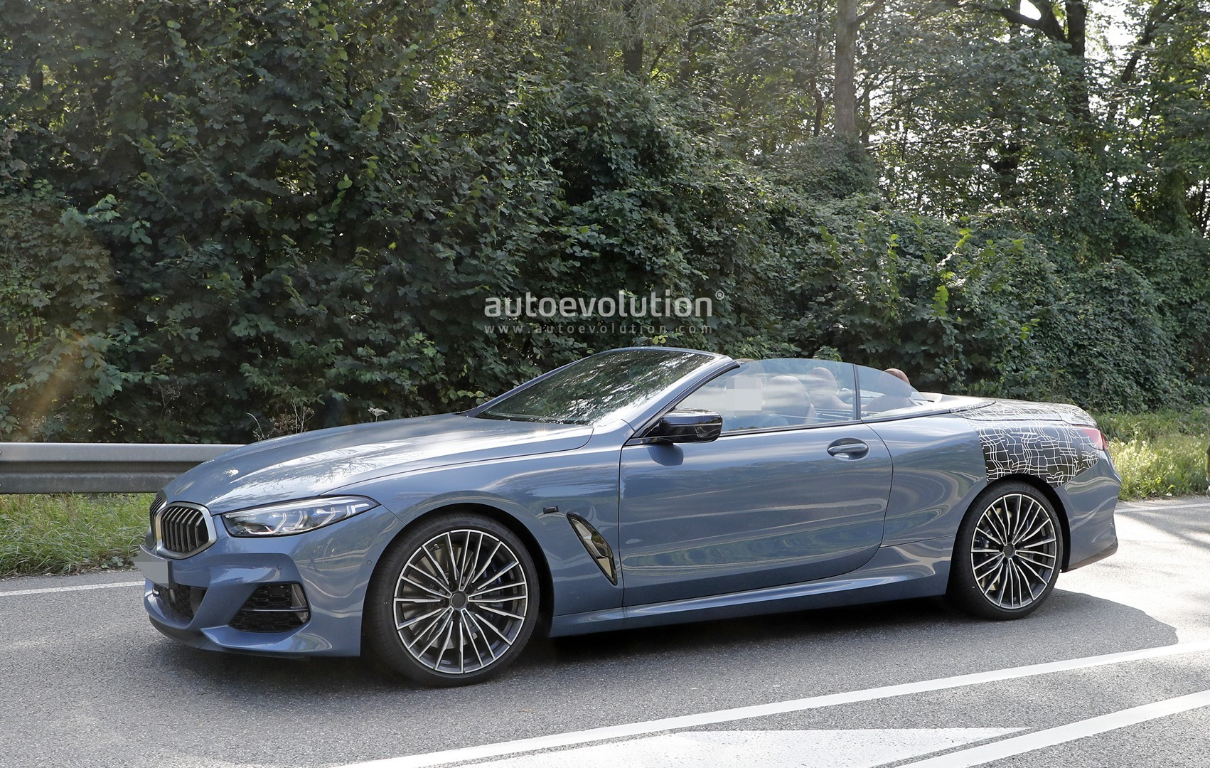 New Bmw 8 Series Convertible M850i Completely Revealed
