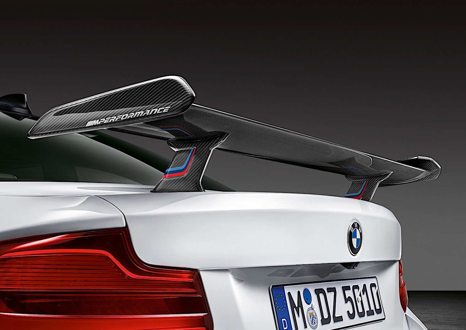 New Bmw M Competition Gets M Performance Parts
