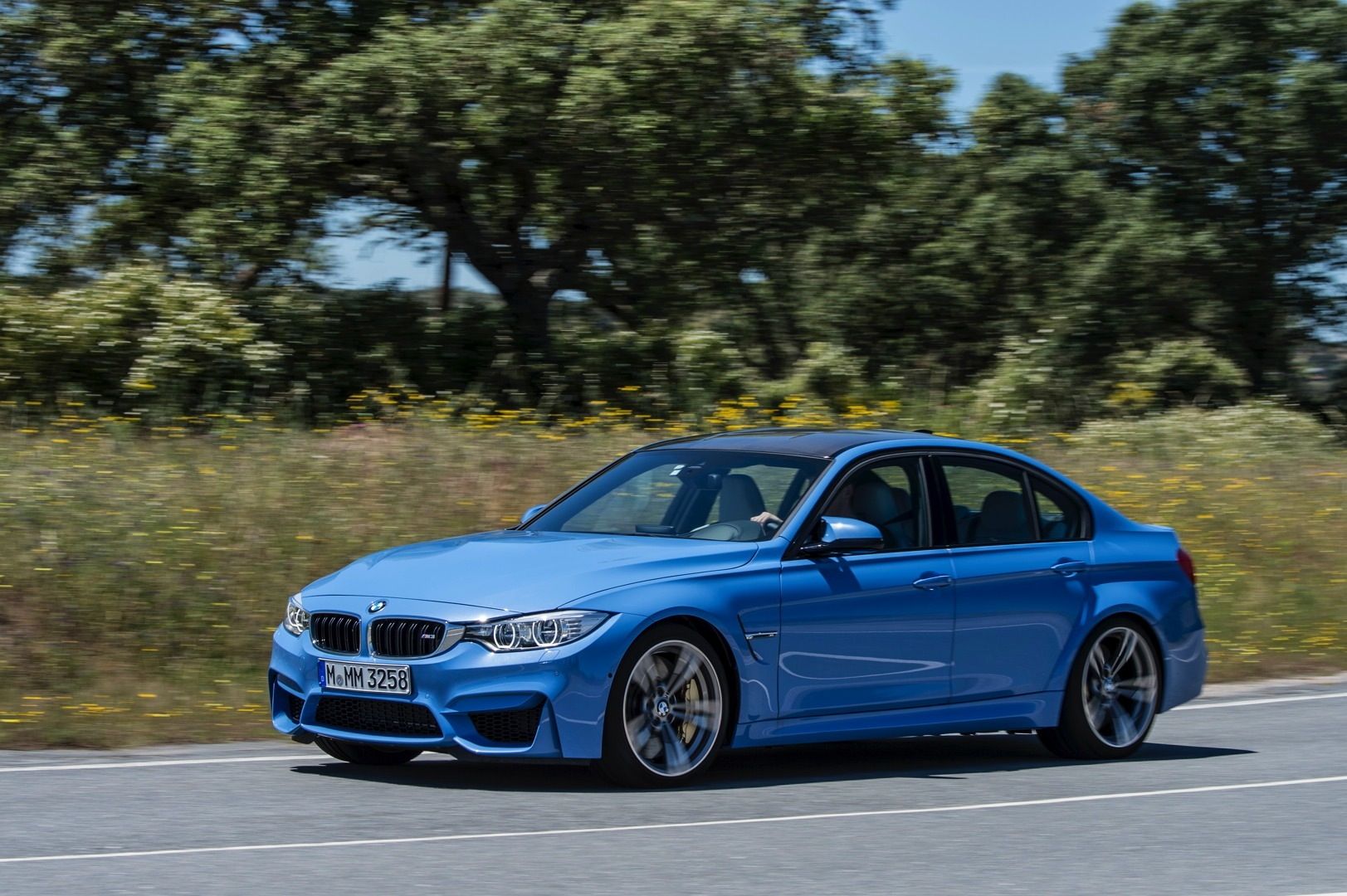 New Bmw M3 And M4 Hd Wallpapers Are Here 81074