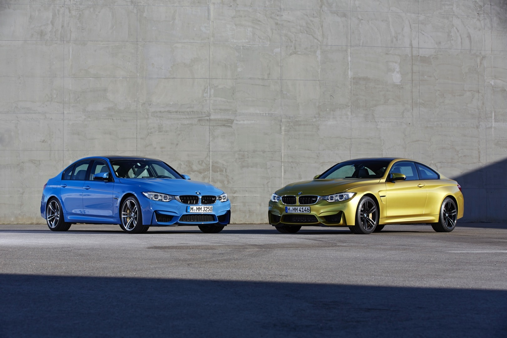 New Bmw M3 And M4 Hd Wallpapers Are Here Autoevolution