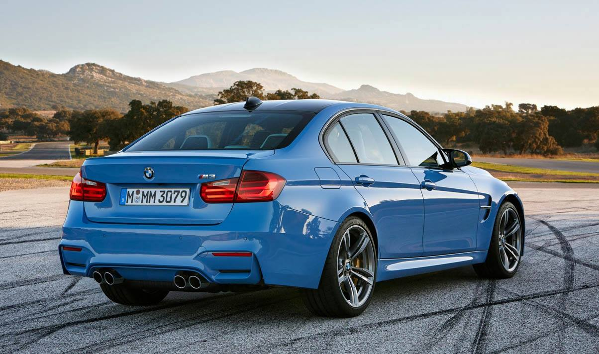 ... 2015 BMW M3 And M4