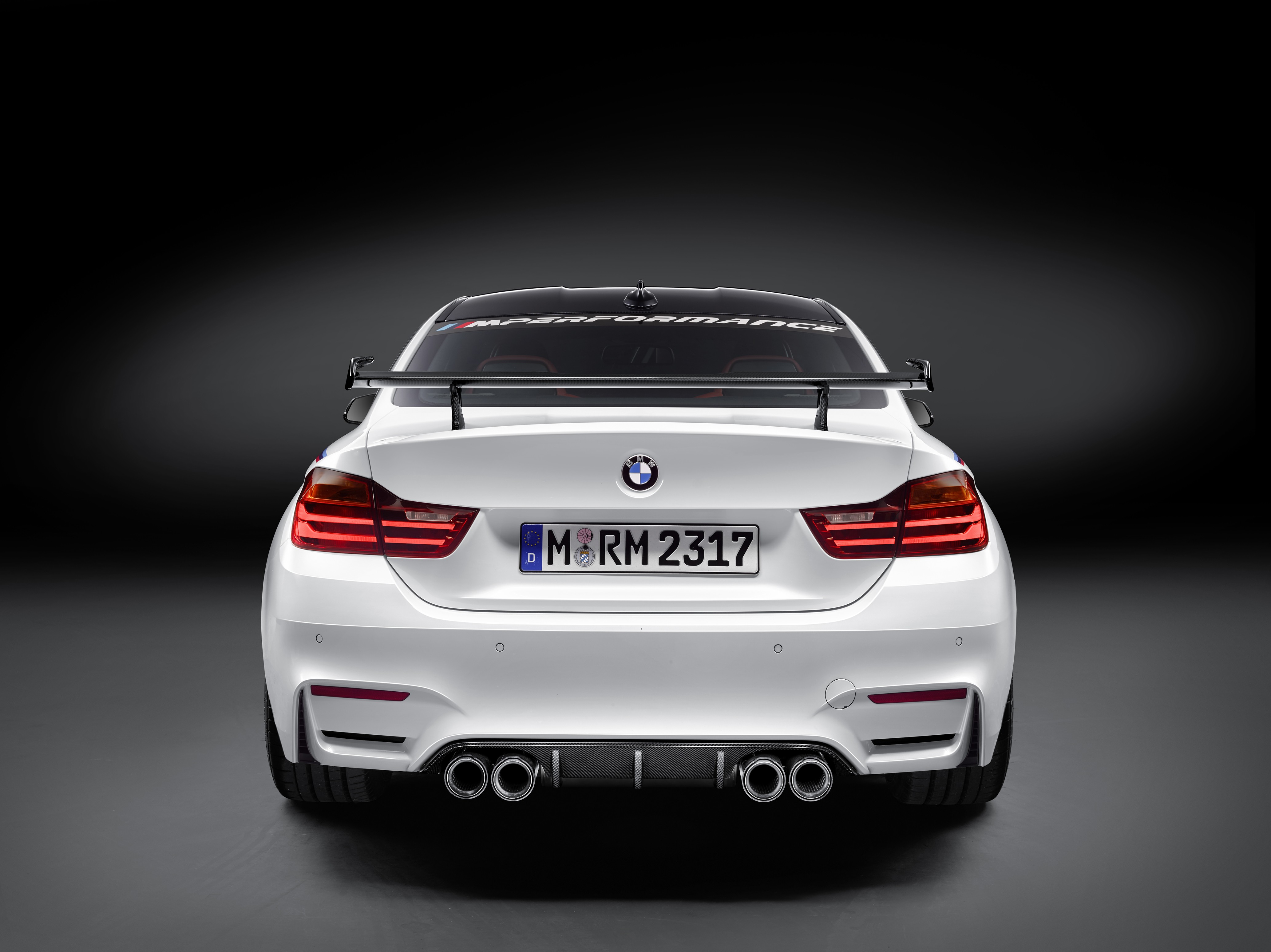 New BMW M4 M Performance Parts Introduced at SEMA 2015 ...