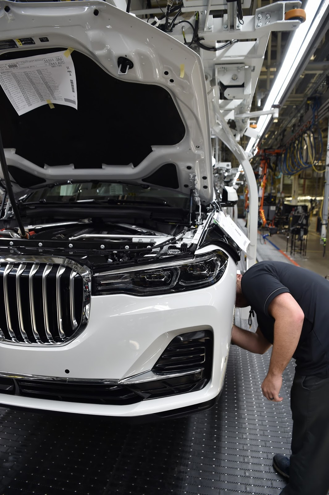 2019 Bmw X7 G07 Specs And Options Made Official By Vin
