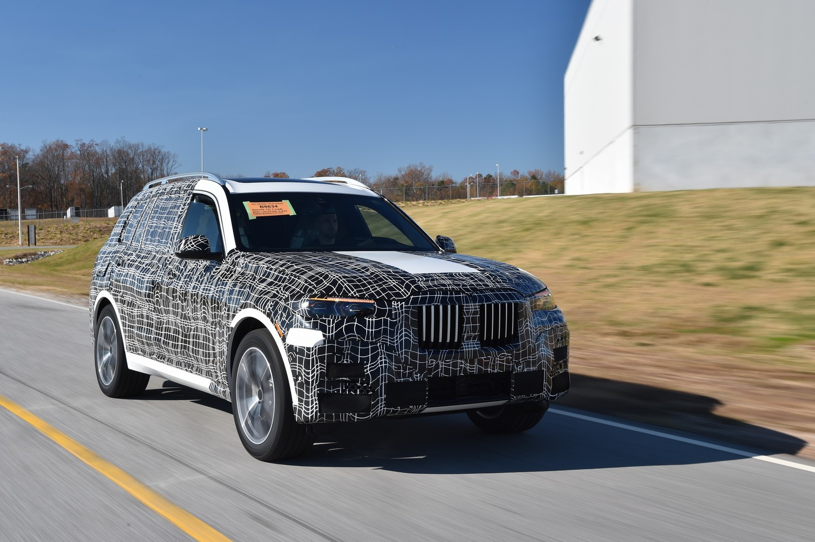 2019 BMW X7 (G07) Specs And Options Made Official By VIN