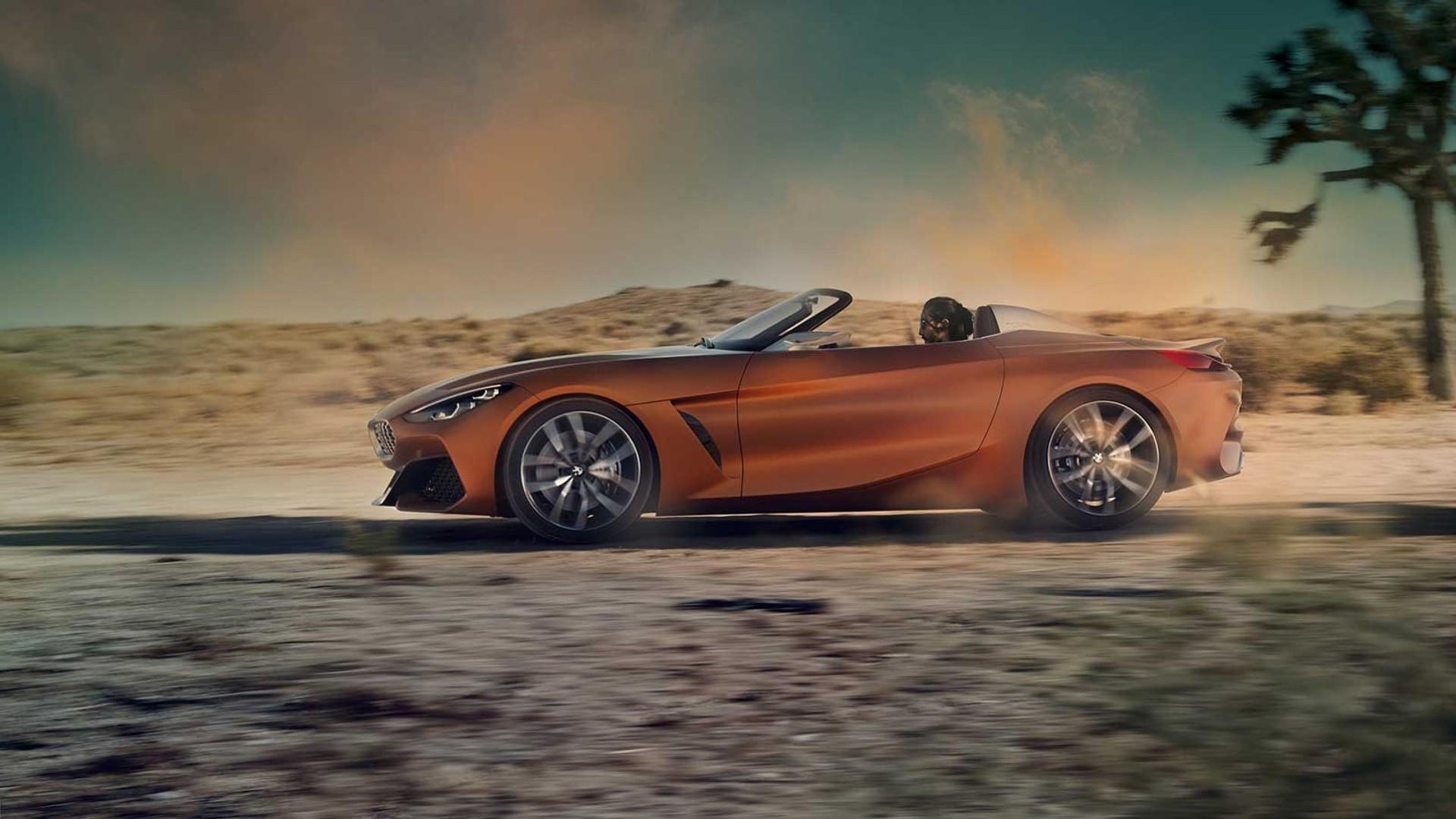 New Bmw Z4 Coupe Rendered As The Toyota Supra Cannibal We
