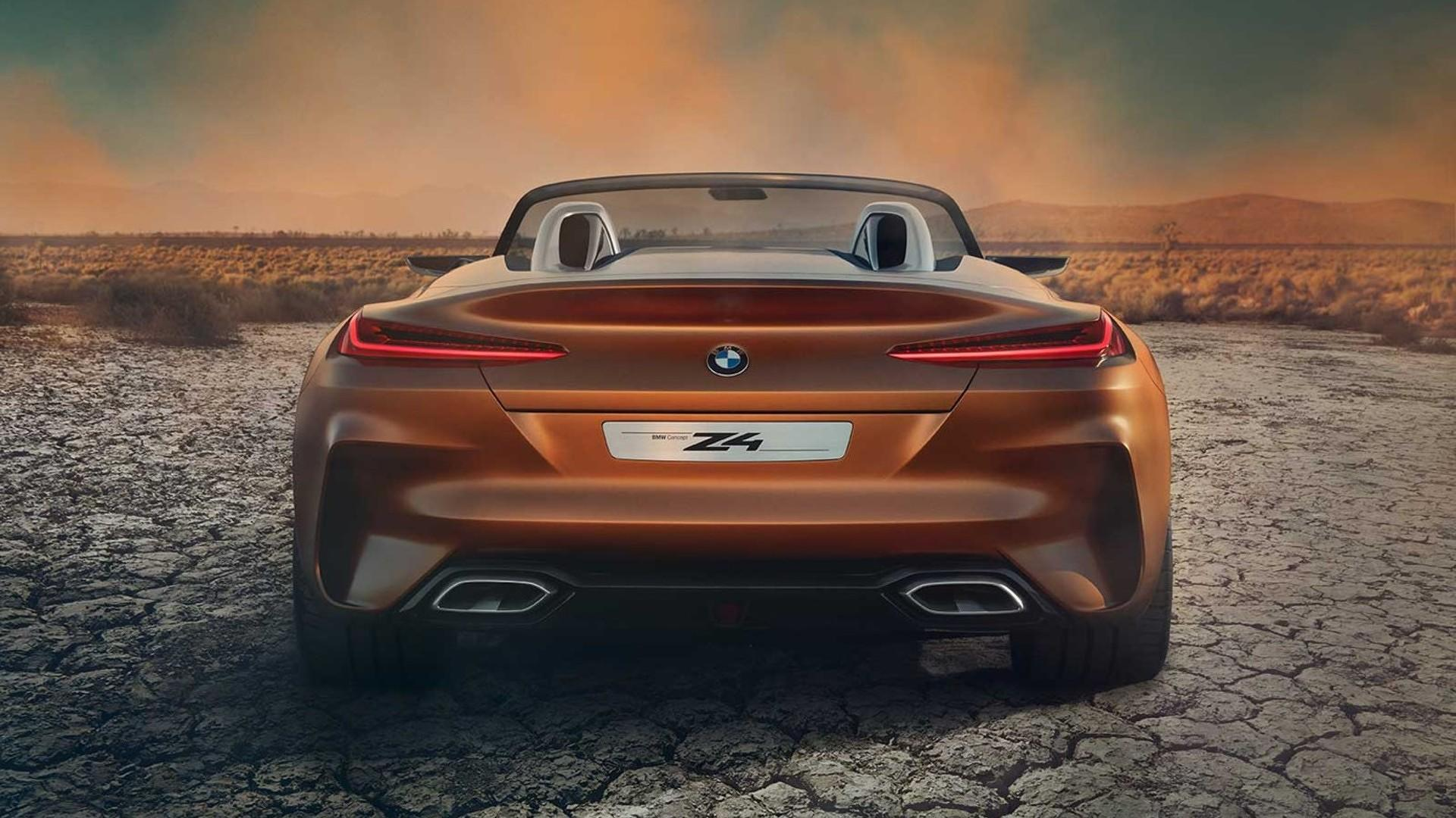 2018 Bmw Z4 M40i Prototype Sounds Angry Lapping The