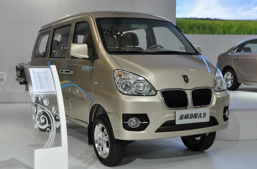 New Briliance Van Copies Bmw Again Autoevolution