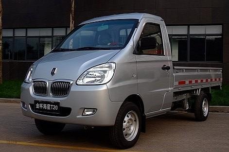 New Brilliance Van Fails At Being A Bmw X6 Lol