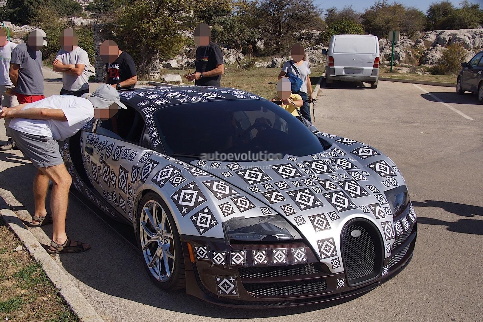 New Bugatti Chiron Teaser Released, Prepare for the Fastest Hybrid Car in the World - Video ...