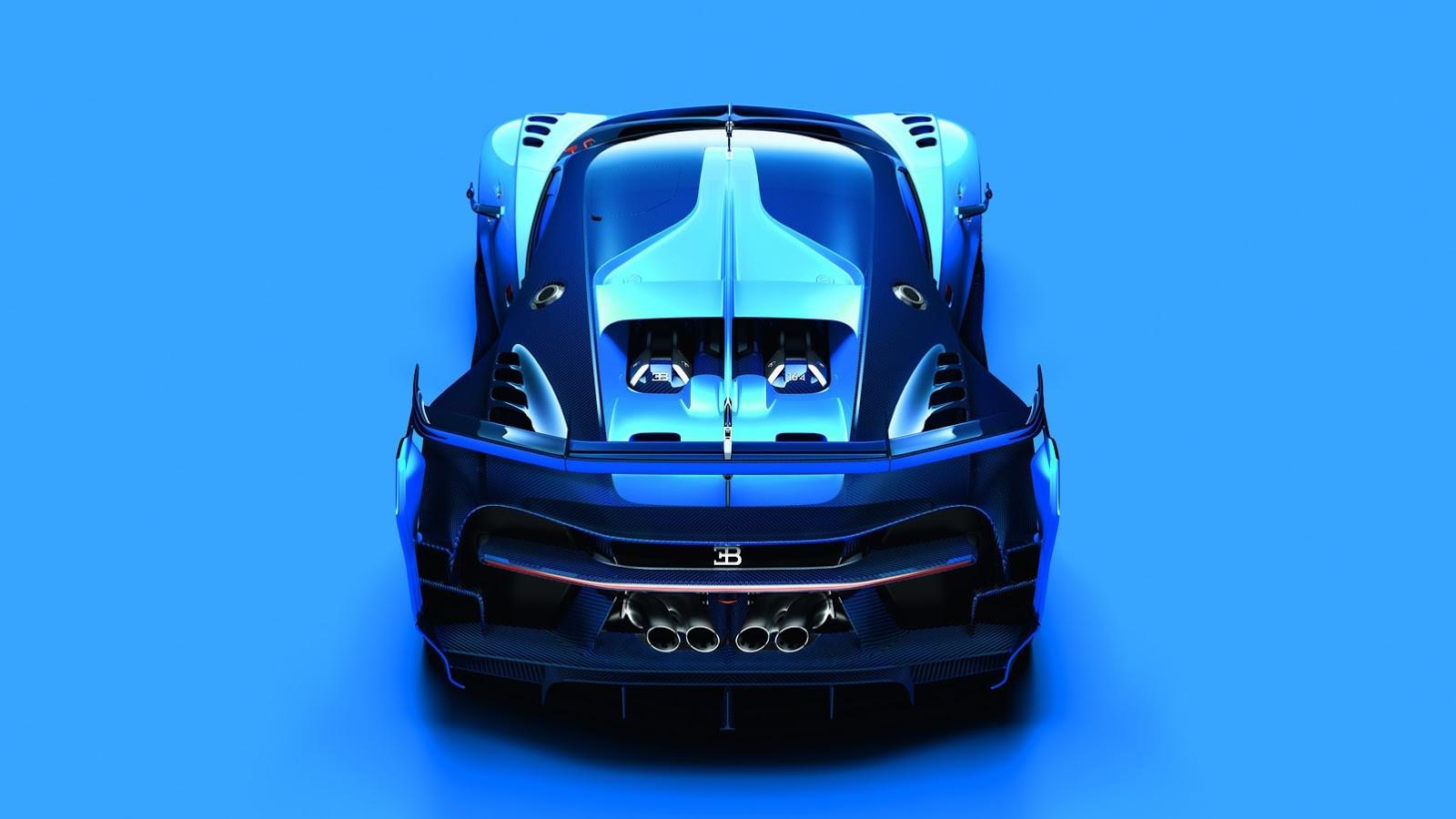 Bugatti Chiron Grand Sport Roadster Rendering Looks Cool ...