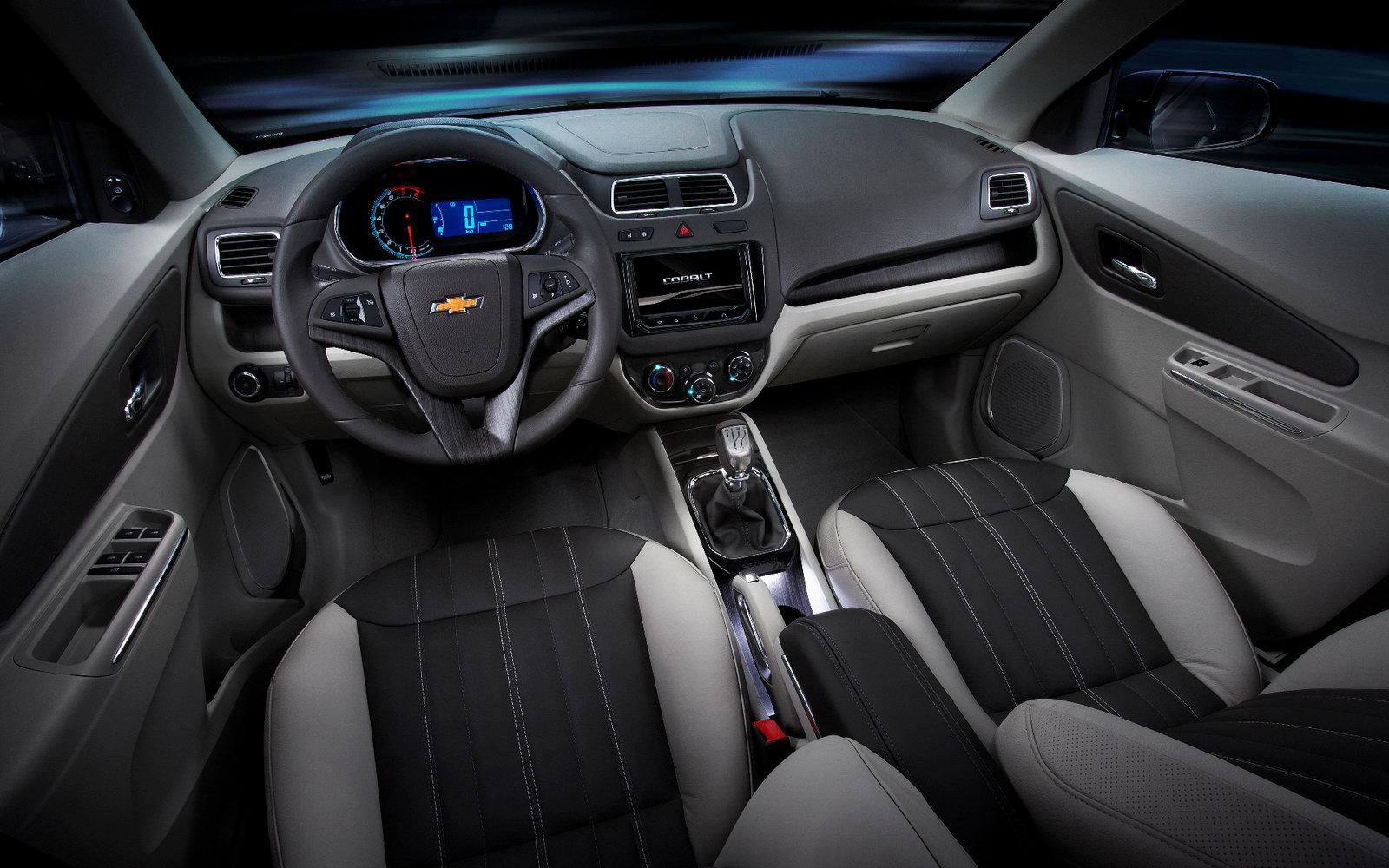 New Chevrolet Cobalt Sedan Concept Unveiled In Buenos