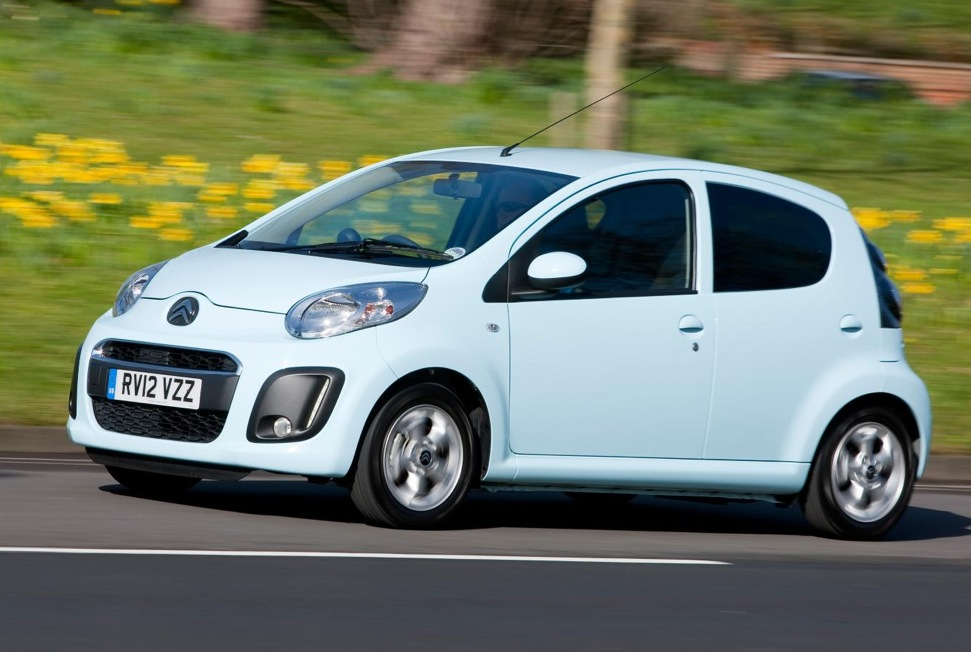 new citroen c1 uk pricing announced autoevolution. Black Bedroom Furniture Sets. Home Design Ideas