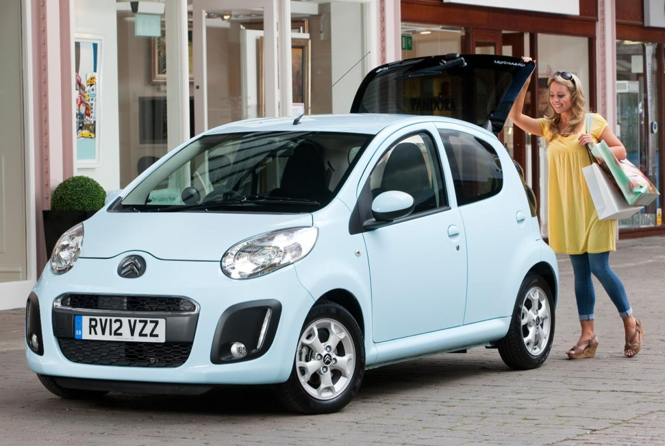New citroen c1 uk pricing announced