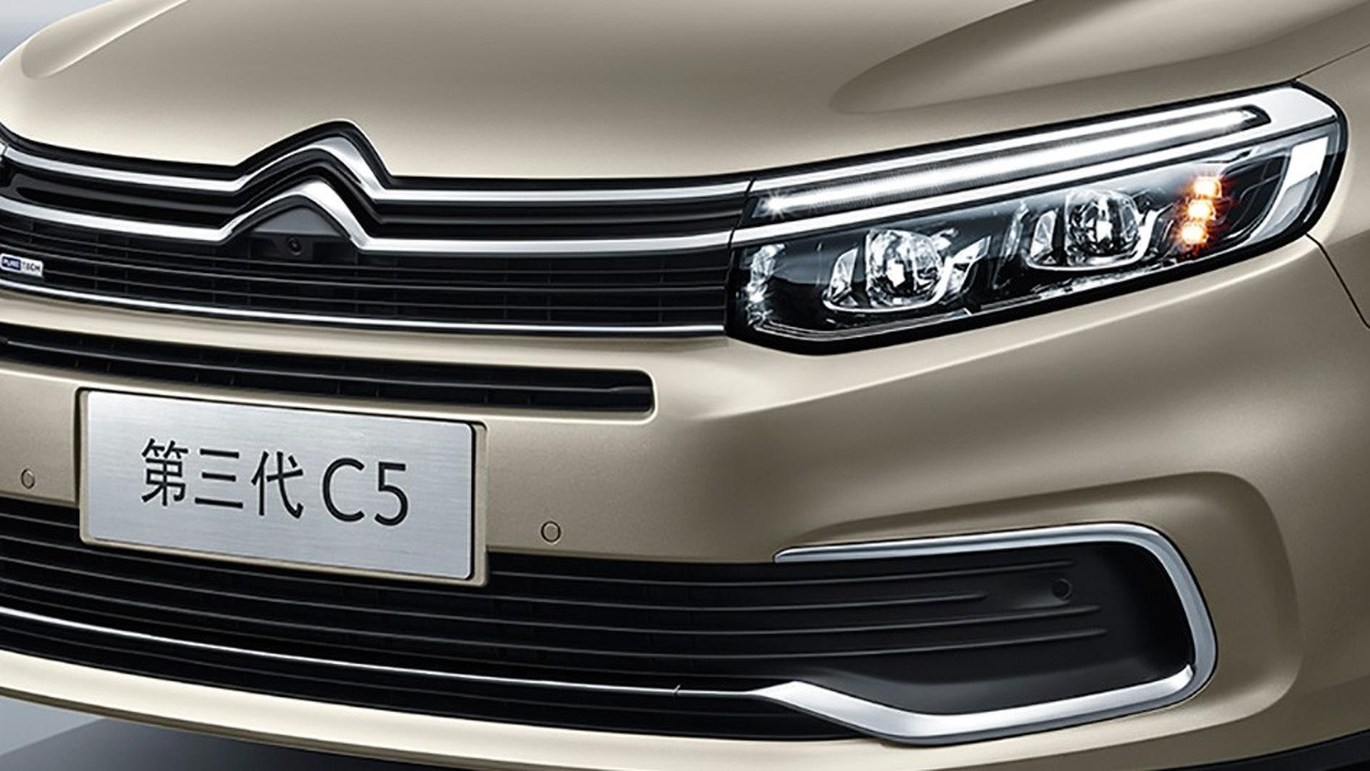 New Citroen C5 Confirmed For European Market Coming In 2020