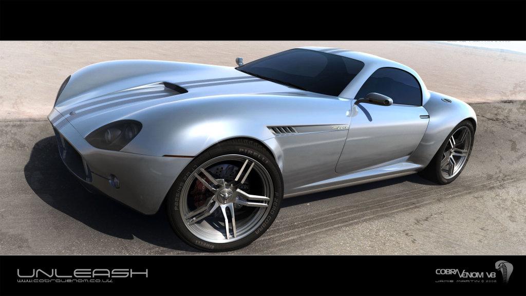 New Cobra Venom Concept Video Hits the Web - autoevolution