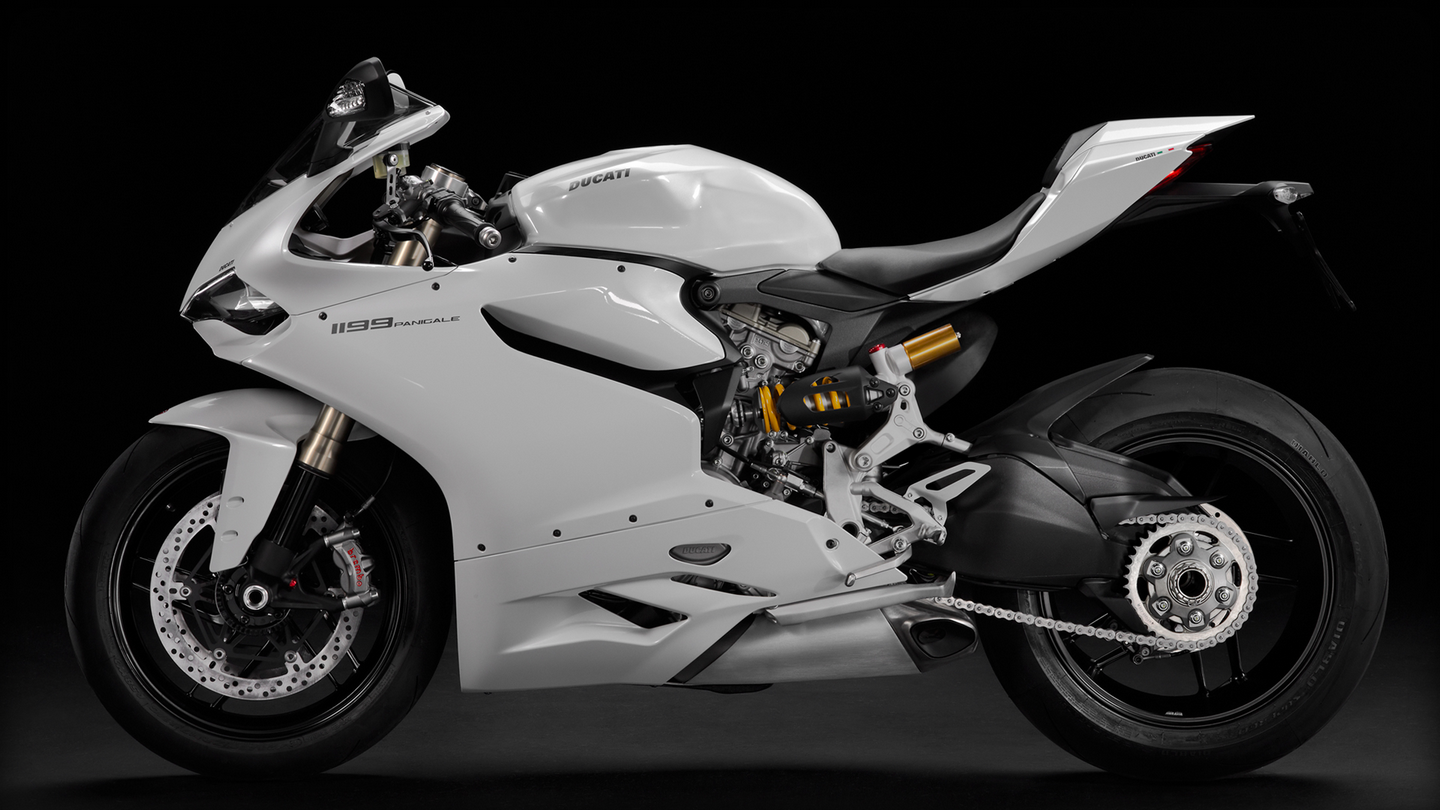 New Colors For Ducati 1199 Panigale Autoevolution