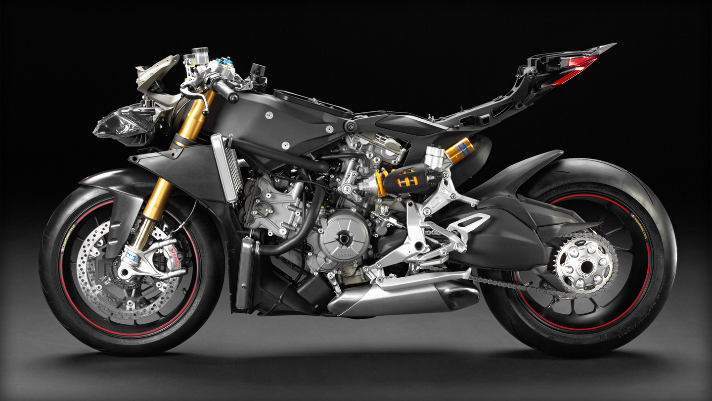 Ducati 1199 Panigale and Panigale S Recalled - autoevolution