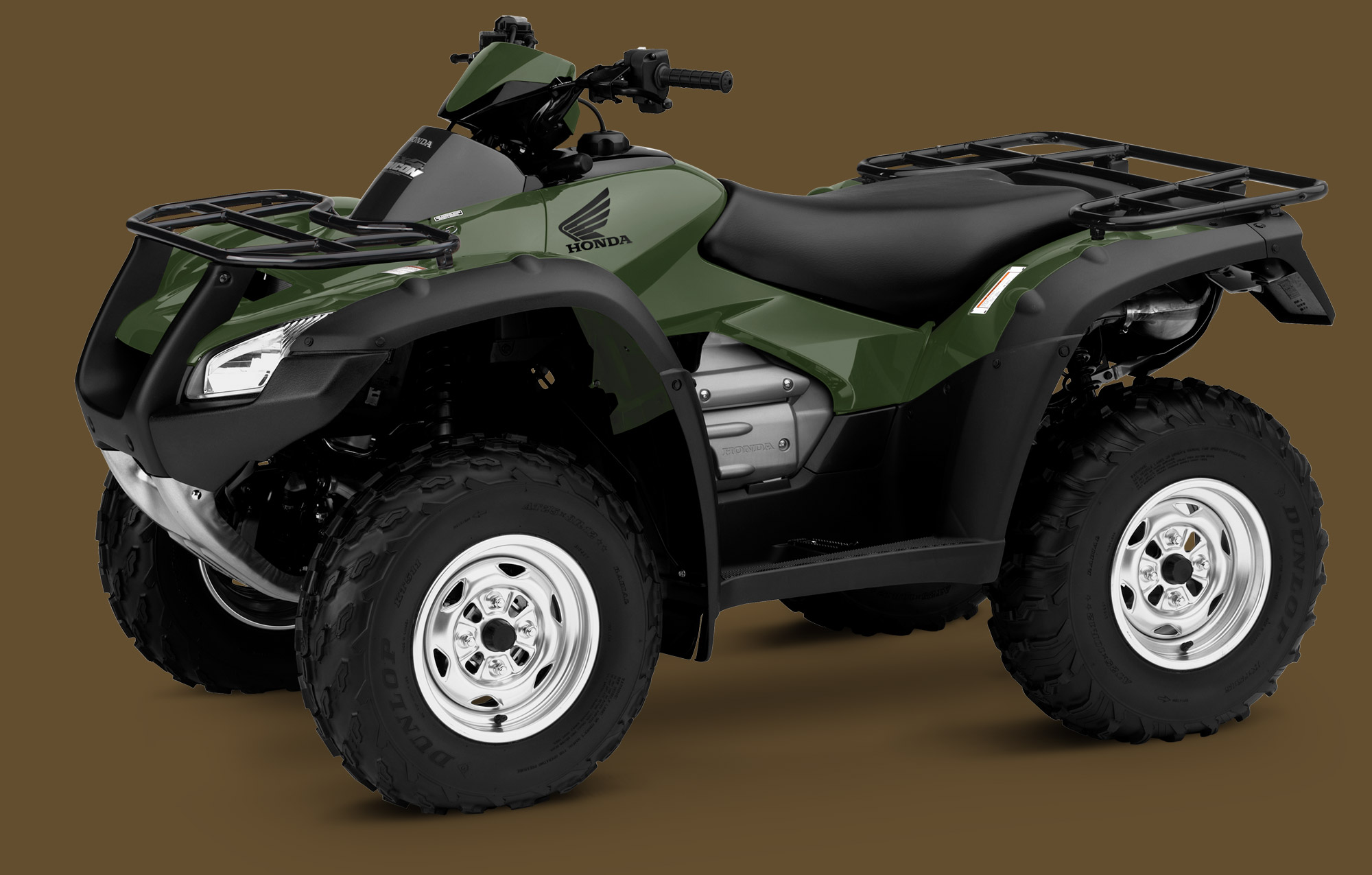New Colors for the 2014 Honda FourTrax Rincon in August - autoevolution