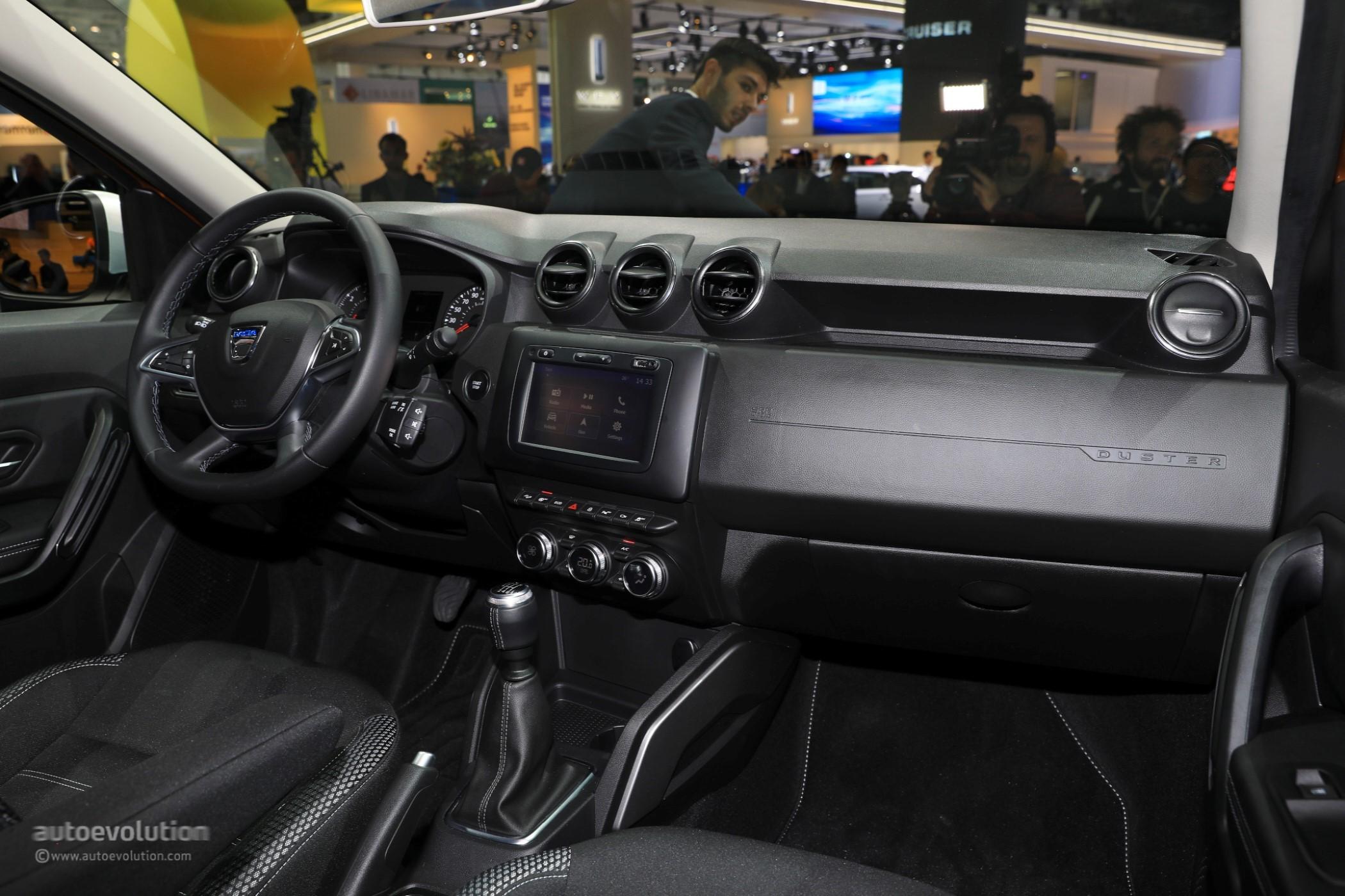 Dacia Pickup 2017 >> 2017 Dacia Duster Pickup Rendering Looks Like The Small Truck You