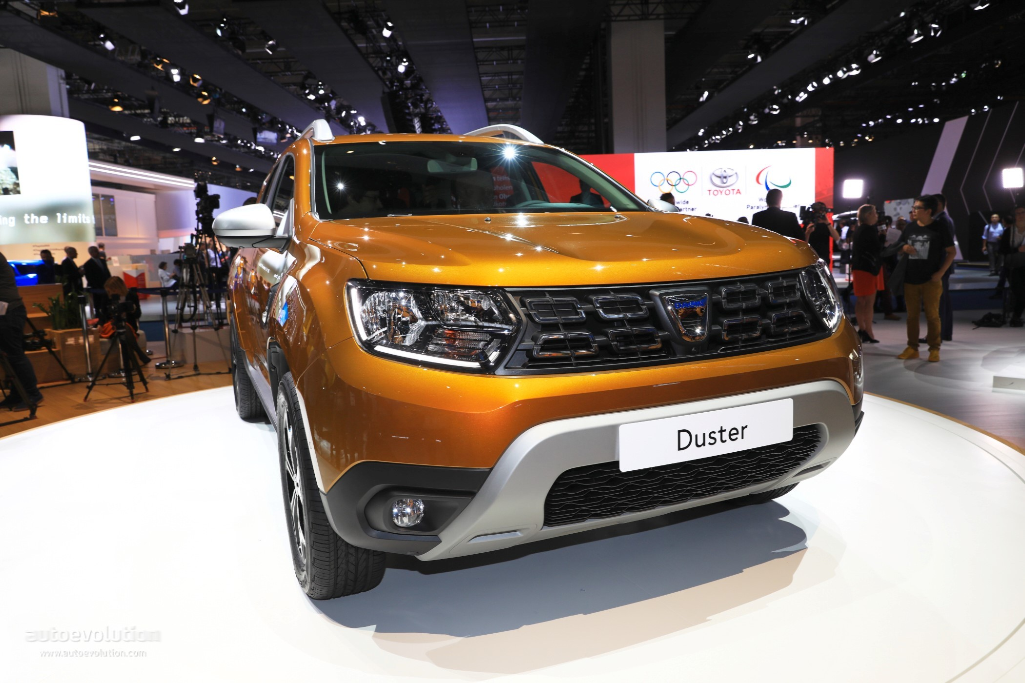 photo dacia duster pick up imagined autoevolution. Black Bedroom Furniture Sets. Home Design Ideas
